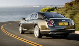 ミュルザンヌにハイパフォーマンスモデル「スピード」登場|Bentley
