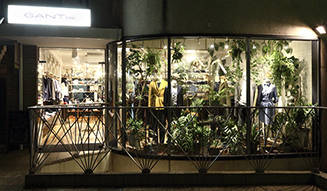 GANT RUGGER アジア初となる旗艦店が日本にオープン