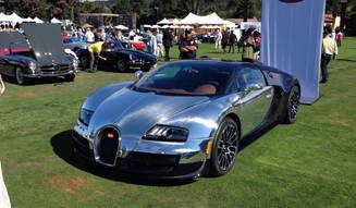ブガッティ、これぞ究極のスーパーカー・ビジネス Bugatti