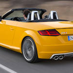 第3世代のアウディ TTにもオープンモデルが登場|Audi