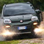 四輪駆動のフィアット「パンダ」を台数限定で導入|Fiat