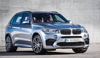 新型X5 M、X6MをLAオートショーで同時発表|BMW