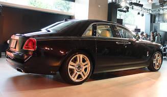 シリーズIIに進化したロールス・ロイスゴースト、日本へ上陸|Rolls-Royce