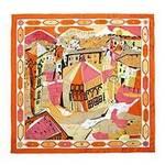 EMILIO  PUCCI|6つの世界都市をモチーフとしたスカーフコレクション