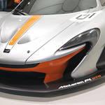 サーキット専用モデル、マクラーレンP1GTR日本公開|McLaren