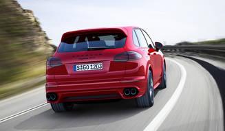 新型カイエンにも特別なグレード名「GTS」が復活|Porsche
