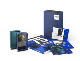 Astell & Kern|「AK240 ブルーノート75周年記念エディション」発売