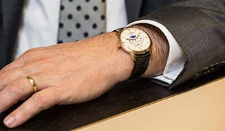 Secrets behind the Success|連載第11回「ヴァシュロン・コンスタンタン」CEO ホアン-カルロス・トレスさん
