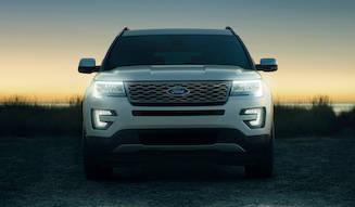 進化するフォード エクスプローラー 2016年モデル Ford
