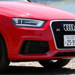 アウディ RS Q3に試乗|Audi