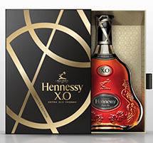 ヘネシーのギフトボックスが数量限定発売|Hennessy
