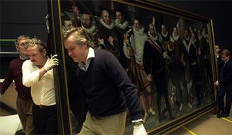 MOVIE ドキュメンタリー『みんなのアムステルダム国立美術館へ』
