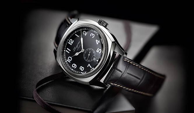 1930年代の軍用時計を復刻「ロンジン ヘリテージ1935」|LONGINES