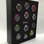 SUUNTO|全12モデルセット「Vector Complete Box」予約開始