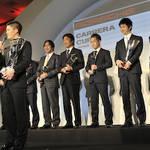 ポルシェ、モータースポーツ活動の一年を祝う。ポルシェ モータースポーツ ナイト ジャパン 2014を開催|Porsche