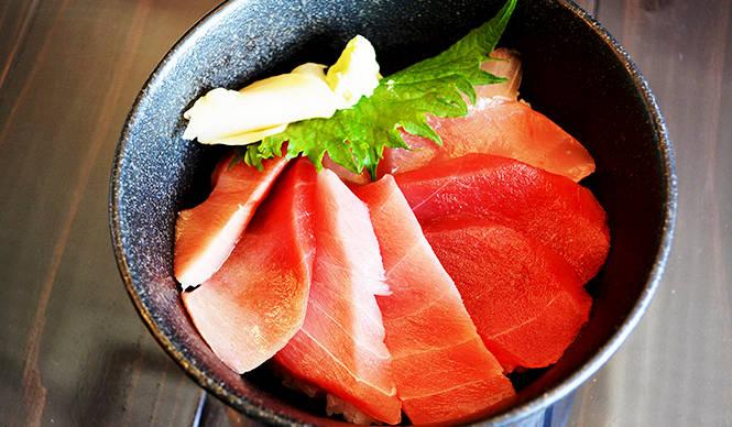 連載 気仙沼便り 1月「気仙沼・漁業組合直営レストランでマグロ尽くし」