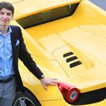フェラーリ ジャパン代表取締役社長 リノ・デパオリ、スペシャルインタビュー|Ferrari