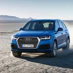 新型アウディ Q7、デトロイトに登場|Audi