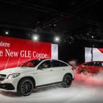 メルセデス・ベンツ、GLEクーペ、C350プラグインハイブリッドをデトロイトで発表|Mercedes-Benz