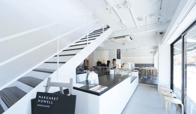 「MARGARET HOWELL SHOP & CAFE 吉祥寺」がオープン|MARGARET HOWELL