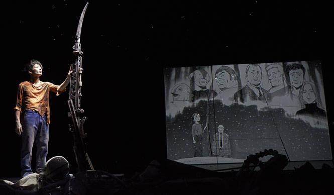 THEATER|森山未來主演、強力キャストで送る舞台『プルートゥ PLUTO』