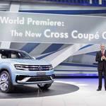 フォルクスワーゲン、プラグインハイブリッドSUVのプロトタイプ「クロスクーペGTE」を公開|Volkswagen
