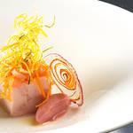 EAT|ウェスティンホテル東京でミシュラン一ツ星シェフの革新的なイタリア料理を堪能!