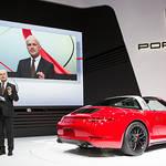 ポルシェ、タルガ50周年記念モデル「911 タルガ4 GTS」と「カイエン ターボS」 を発表|Porsche