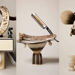 ダンヒルが老舗刃物店、G.ロレンツィの逸品を集めた展覧会を開催|dunhill