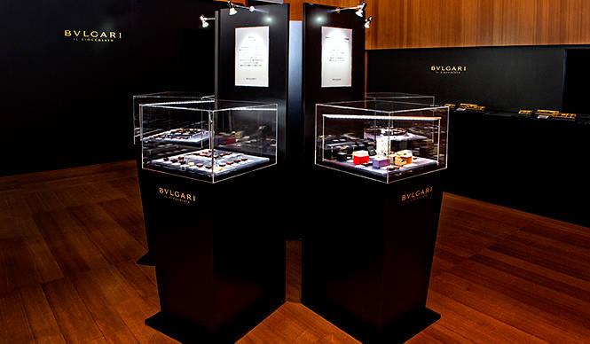 ART|芸術的なアーカイブズチョコレート100種類を展示「ブルガリ イル・チョコラート回顧展」開催