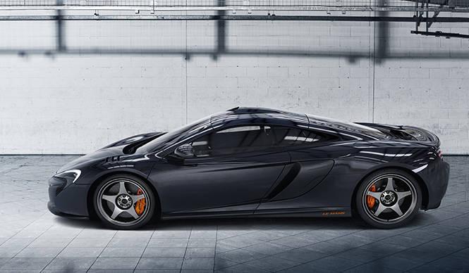 マクラーレン、ル・マン24時間優勝20周年記念で「650S」特別仕様を発表|McLaren