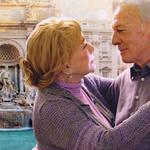 MOVIE│往年の名優が演じるチャーミングなラブストーリー『トレヴィの泉で二度目の恋を』