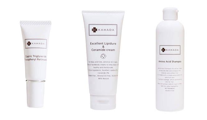 敏感肌、皮膚トラブルに悩んでいるひとへ。あらたに3アイテム登場|Dr.KAHADA