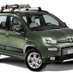 フィアット パンダ 4×4 アドベンチャー エディションを発売|Fiat
