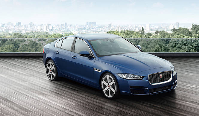 ジャガーXEに事前予約第2弾の限定モデル Jaguar