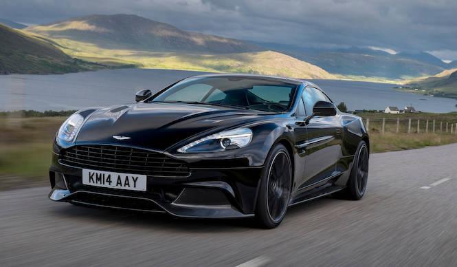英国で乗る、2台のアストンマーティン最新モデル―ヴァンキッシュ&ラピードS|Aston Martin