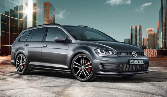 ゴルフ ヴァリアントにもスポーティなGTDが登場|Volkswagen