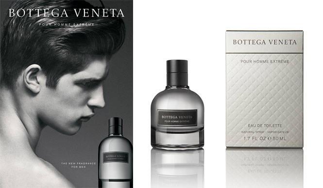 自信がみなぎるスタイリッシュな新メンズフレグランス発売|BOTTEGA VENETA