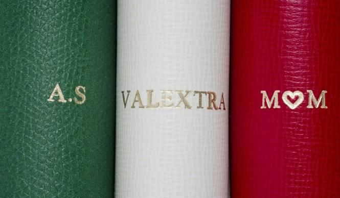 期間限定イニシャル無料刻印サービス実施 Valextra