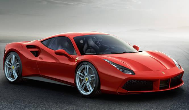 次期V8ベルリネッタ、フェラーリ 488 GTBを初披露|Ferrari