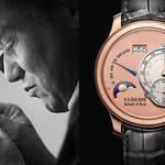 孤高の時計職人F.P.ジュルヌが2015年の新作発表|F.P.JOURNE