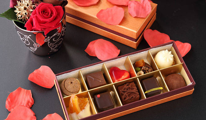 EAT KEISUKE MATSUSHIMAのバレンタインコレクション