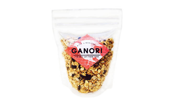 大豆の発酵食品を使用した、ガノリの新作グラノーラ PRODUCT Tokyo Tips 2015年2月