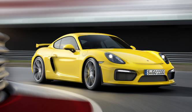 ケイマンGT4、発表と同時に国内予約を開始|Porsche
