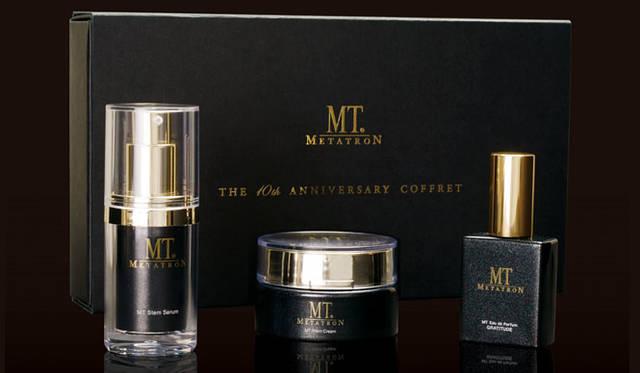 「MTメタトロン 10周年アニバーサリーコフレ」限定発売|MTメタトロン