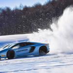 ランボルギーニによる雪氷上のドライビングトレーニング (後編)|Lamborghini