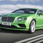 ベントレー コンチネンタルが2016年モデルに進化|Bentley