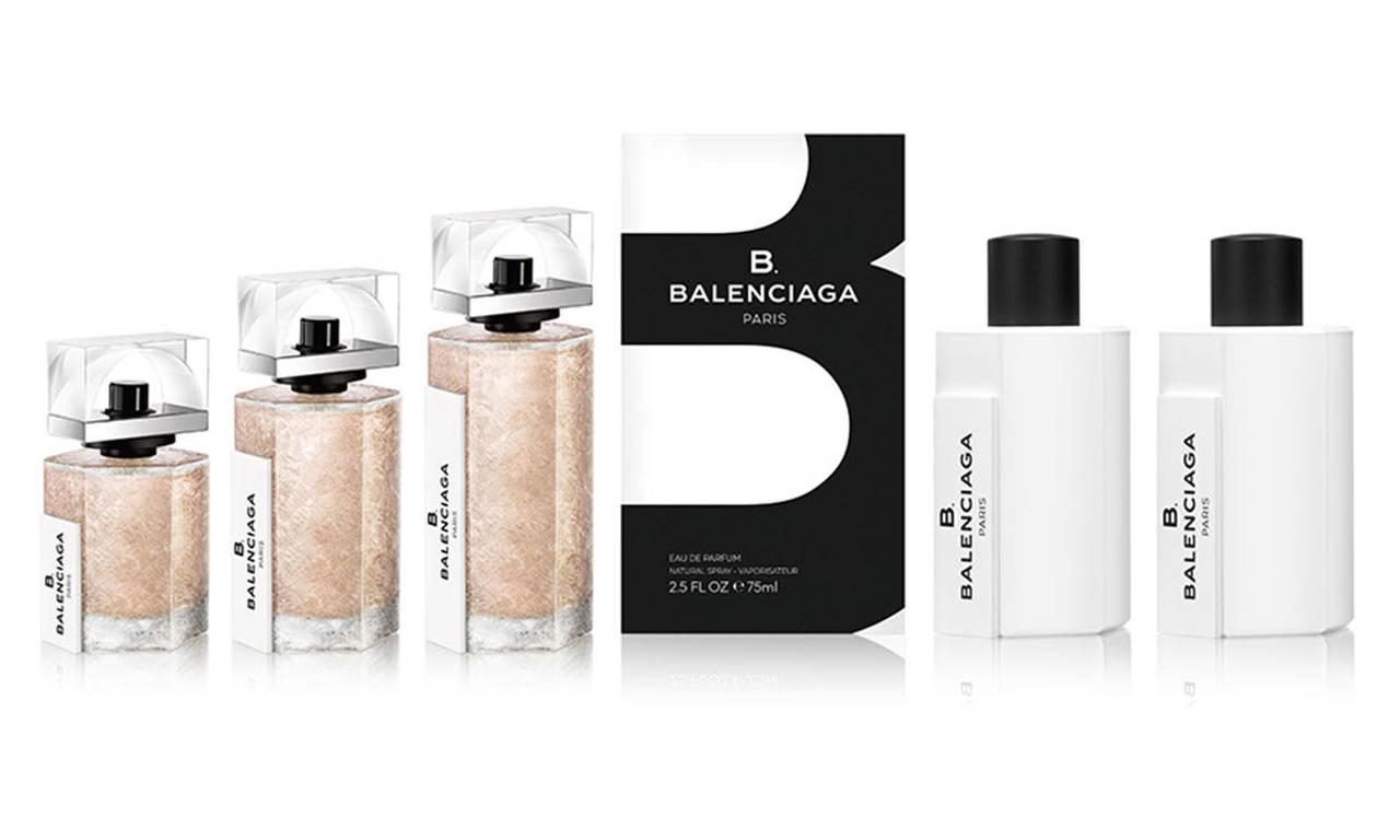 アレキサンダー・ワンが手がけた初のフレグランス「B.バレンシアガ」が登場|BALENCIAGA