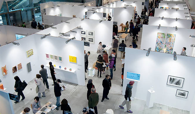 ART FAIR TOKYO 2015|10回目を迎え「アートフェア東京」が今年も華やかに開幕