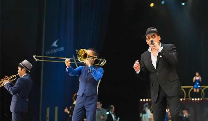 MUSIC オシアナス10周年 プレミアムパーティ イベントリポート CASIO OCEANUS